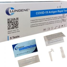 CLUNGENE Covid 19 Antigen Rapid Test 021